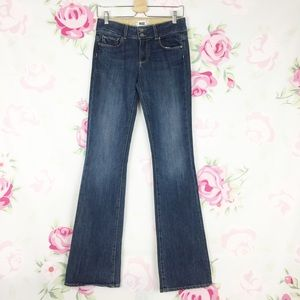PAIGE Hidden Hills Boot Cut Denim Jeans 27